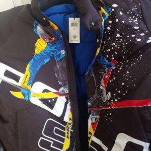Polo ski jacket
